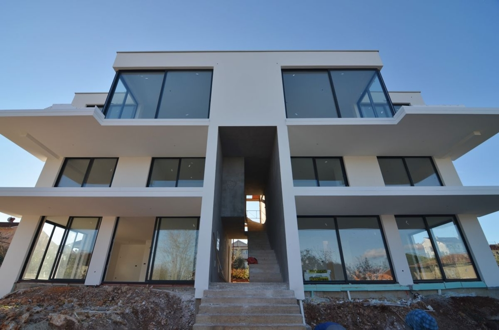 Modern real estate in Croatia on the island of Krk for sale.