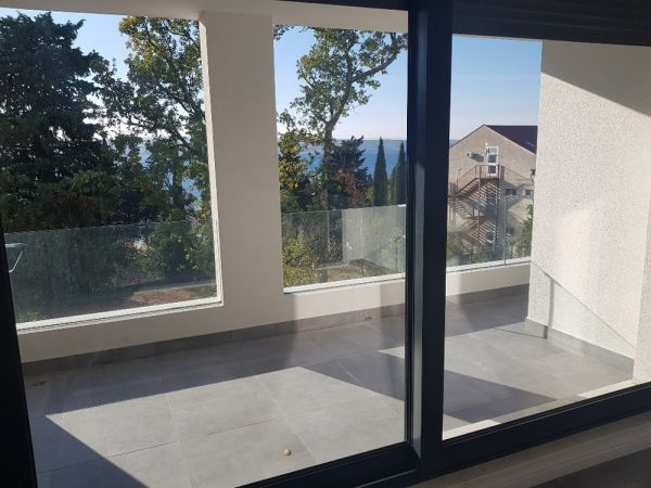 New apartment in the district Selce near Crikvenica for sale.