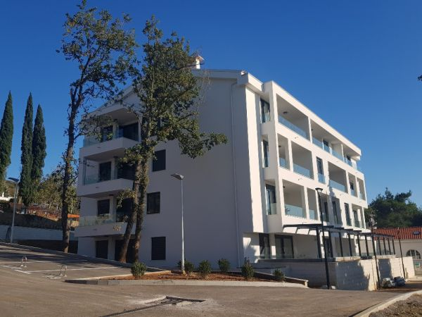 New real estate in Crikvenica.