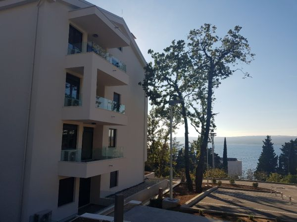 New apartments near Crikvenica, Croatia for sale.