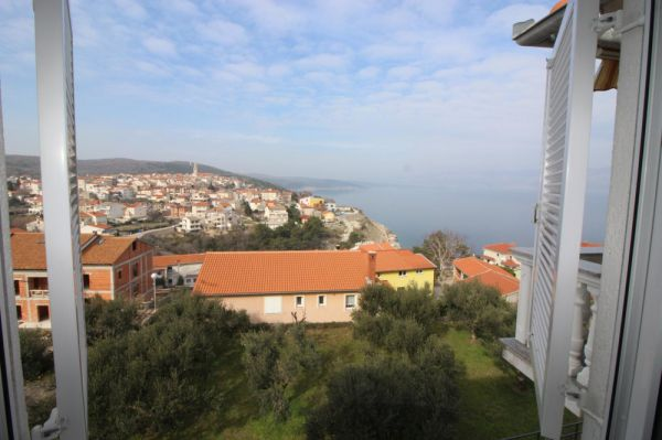 Property on the island of Krk with sea views.