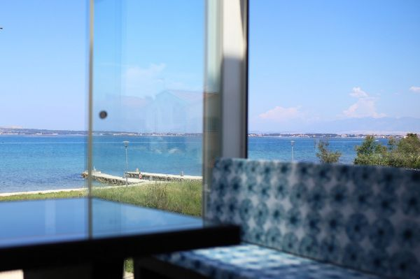 New apartment by the sea in Croatia near Privlaka for sale.