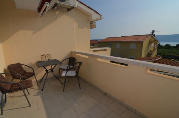 Estate Agents Croatia - Terrace with sea view