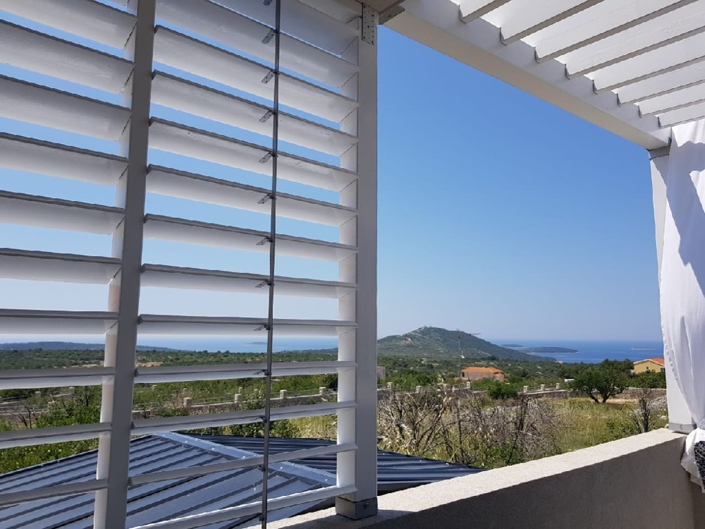 Apartment with sea view for sale - Panorama Scouting Croatia.