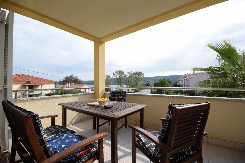 Apartment for sale Island Krk, Croatia.
