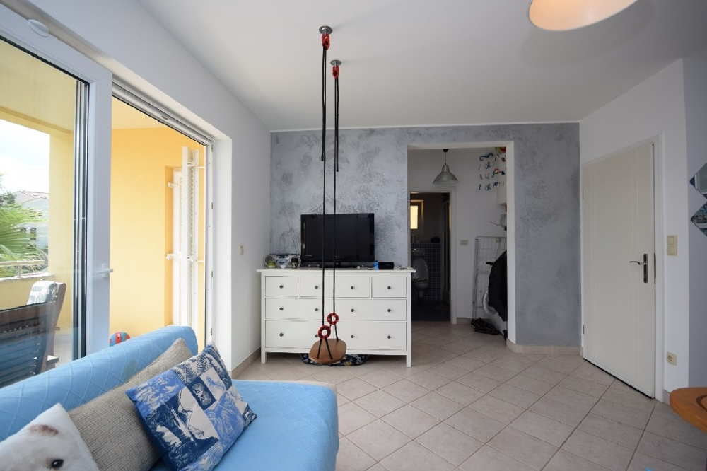 Modern apartment on Krk in the north of Croatia for sale - Panorama Scouting GmbH.
