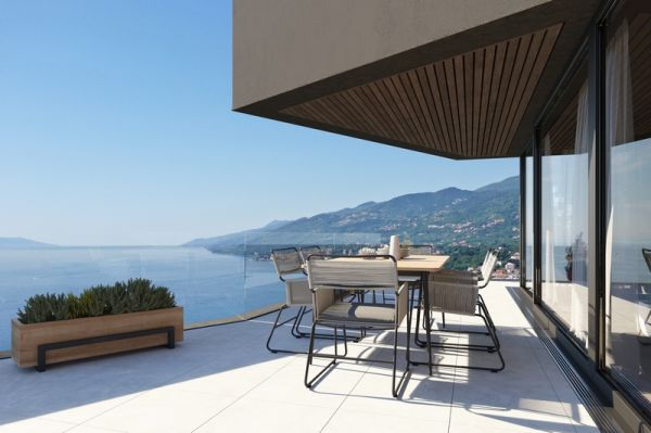 New one bedroom apartments for sale in Croatia, Opatija - Panorama Scouting GmbH.
