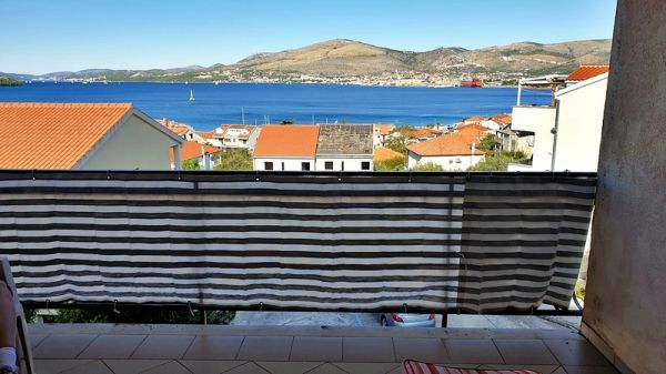 Cheap apartment with sea view for sale in Croatia - Panorama Scouting.