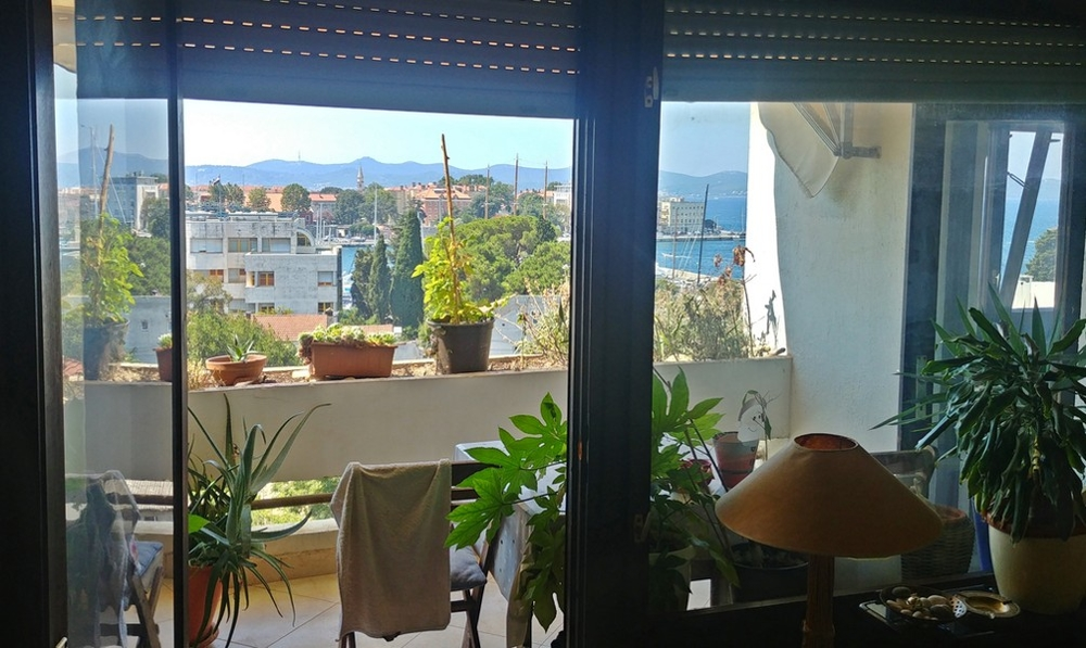 Apartment with sea view in Croatia, Zadar for sale - Panorama Scouting GmbH.