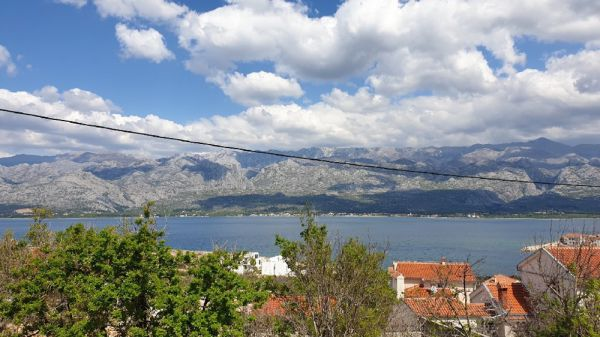Buy apartments with sea view in Croatia.