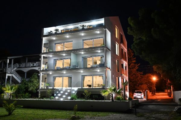 Apartments in new building near Zadar for sale.