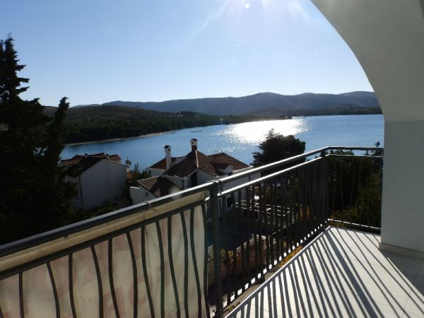 New apartments with beautiful sea views in Croatia for sale.