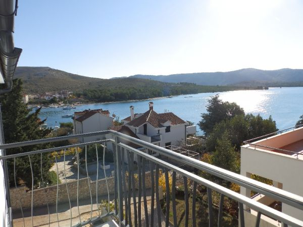 New apartments with views of the Adriatic Sea in Croatia for sale - Panorama Scouting.