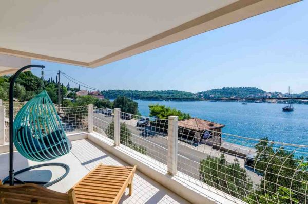 Modern apartment near Dubrovnik in Zaton for sale - Panorama Scouting GmbH.