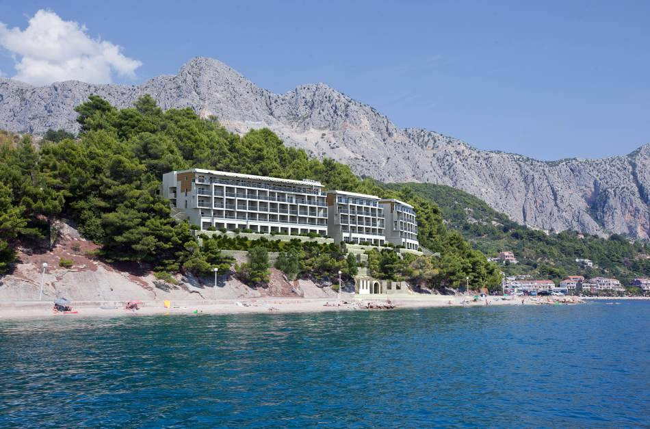 The preliminary project of the hotel with 80 units in Croatia, which is to buy