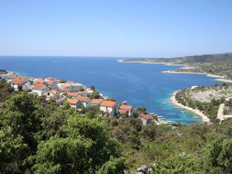 Property in Croatia - building plot by the sea. Panorama Scouting - Seafront Properties