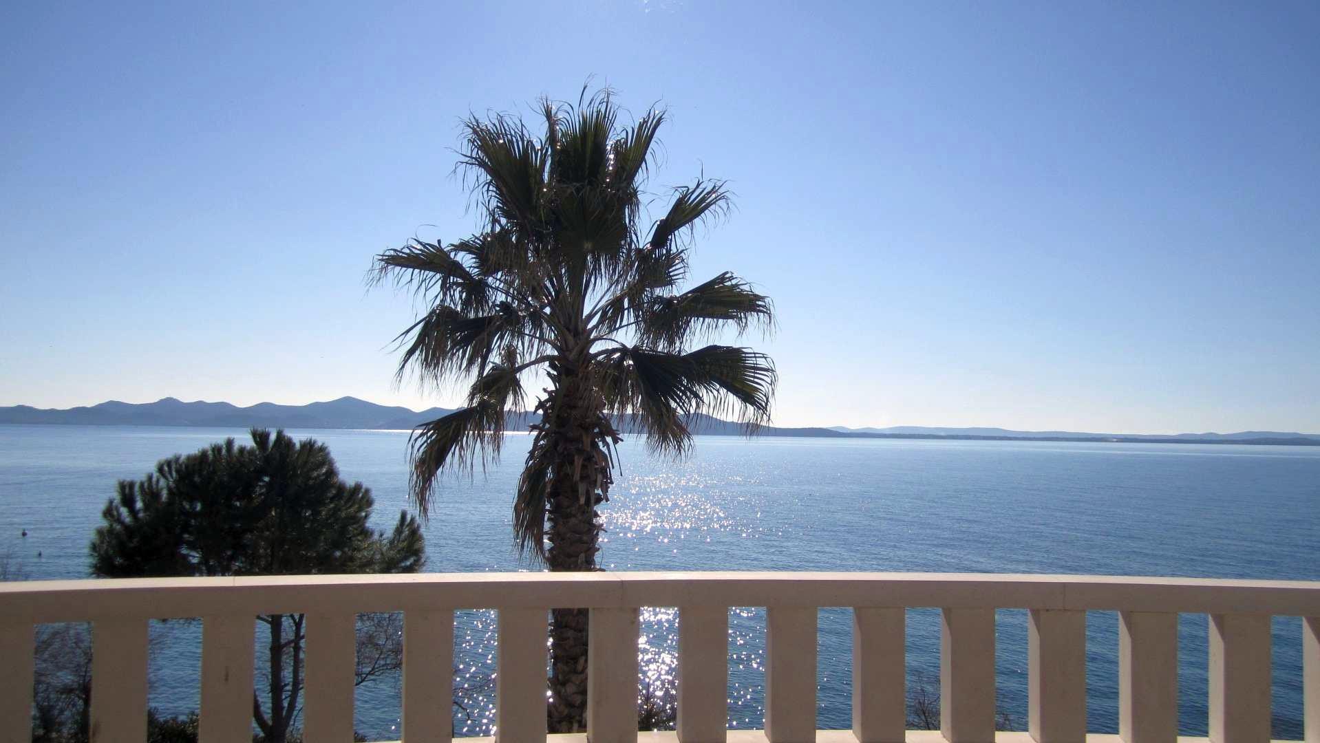 Dalmatia Zadar Spacious Villa By The Sea