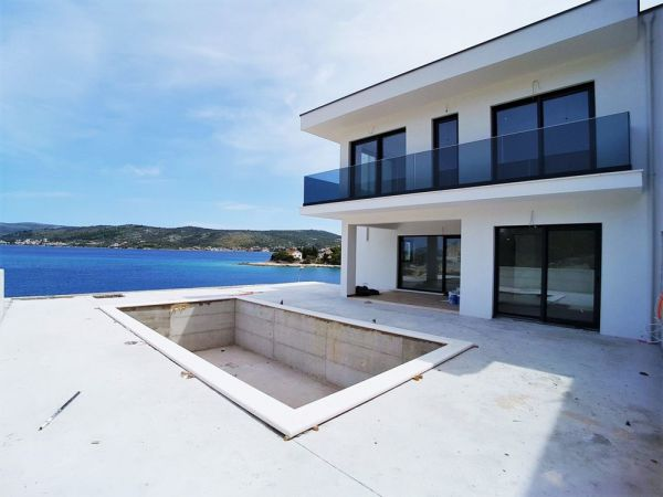 Modern new build villa in Rogoznica in Dalmatia for sale - Panorama Scouting