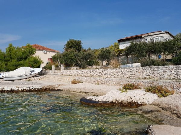 Property by the sea in Croatia for sale.