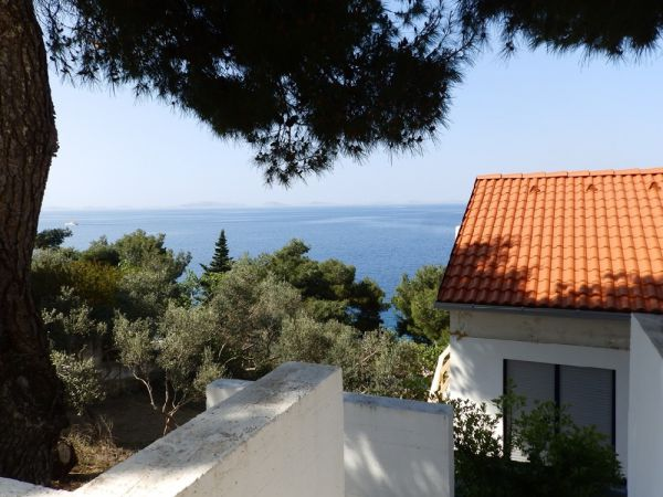 House on the island Murter in Croatia, Dalmatia for sale.