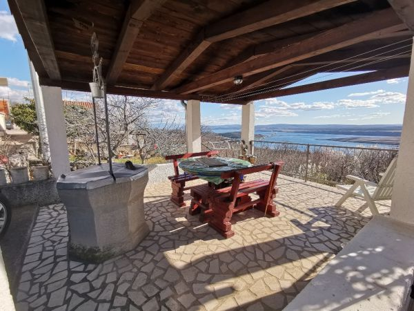 House near Crikvenica in northern Croatia for sale.