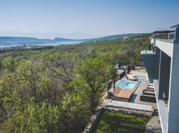 Villa buy at Crikvenica in Croatia.