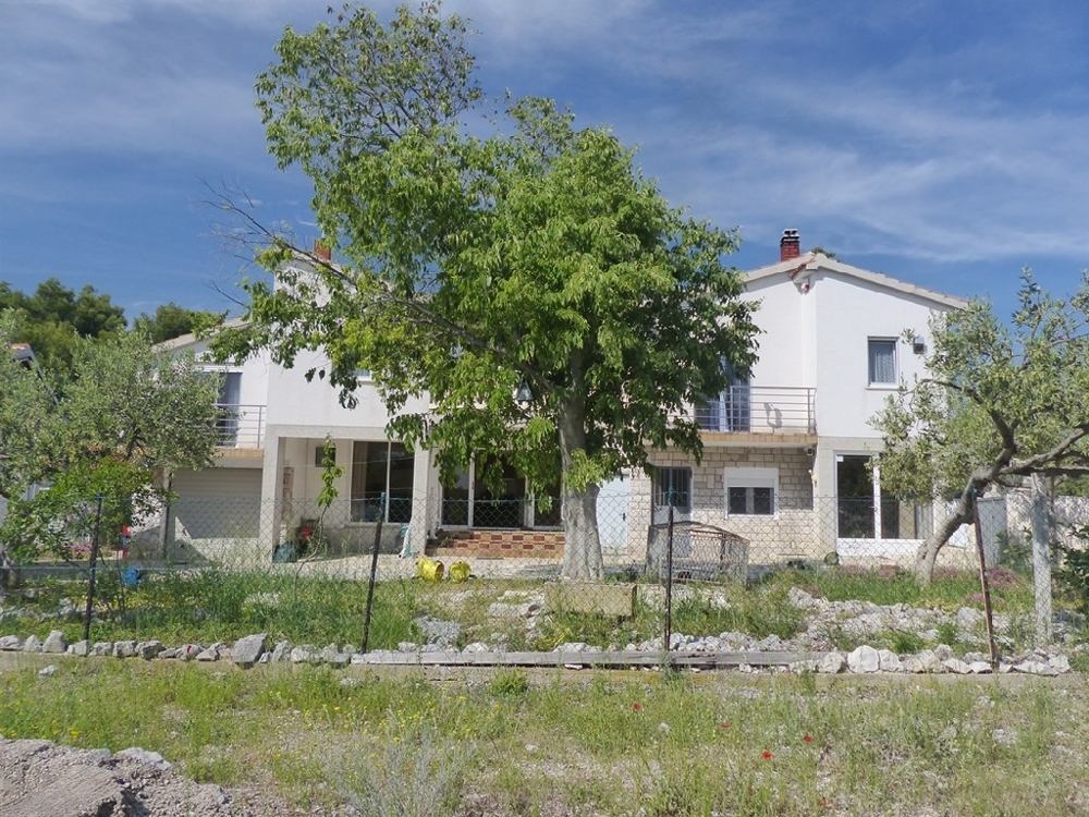 House for sale at Pirovac in Dalmatia, Croatia.