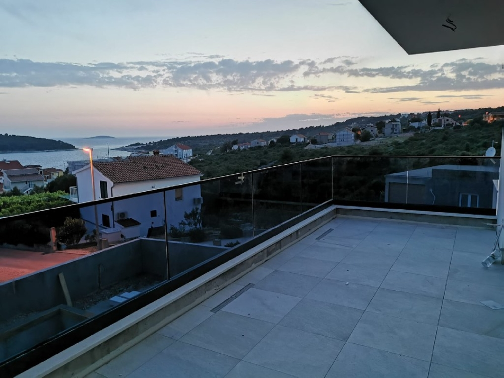 House in Croatia near Rogoznica for sale.