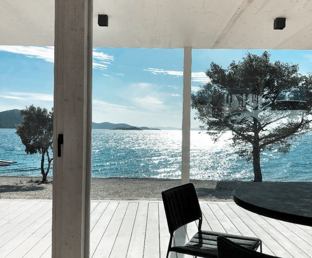 Mobile homes by the sea in Croatia for sale - Real estate agency Croatia Panorama Scouting GmbH.