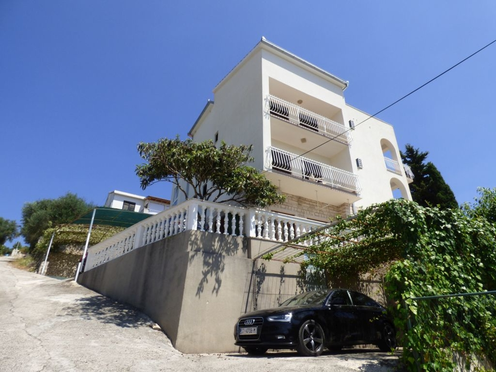 Buy house with apartments for tourism in Croatia, Dalmatia.