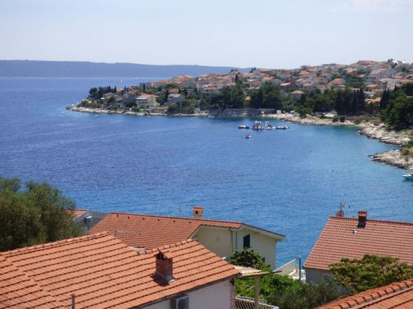 Apartment house for sale in Dalmatia, Croatia.
