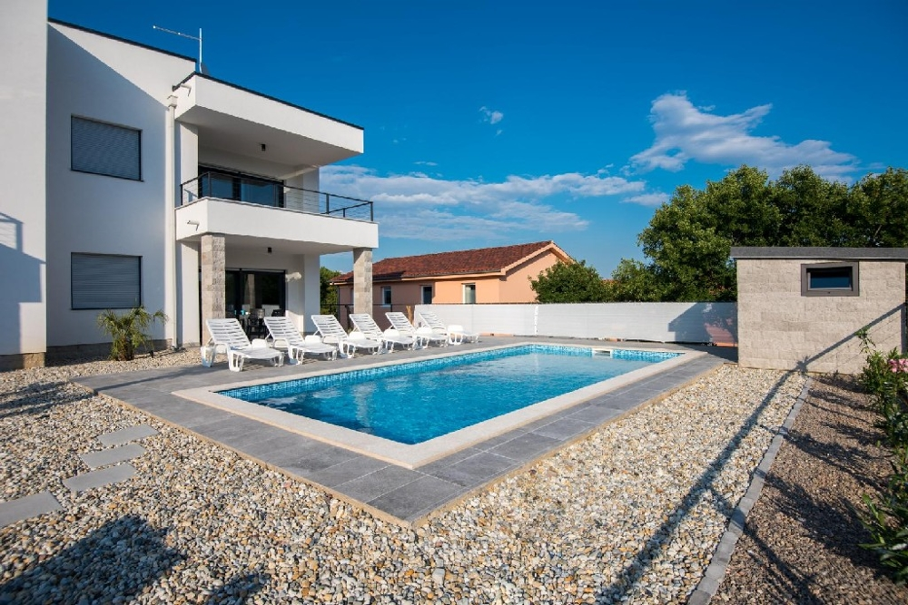 Villa for sale in Croatia.