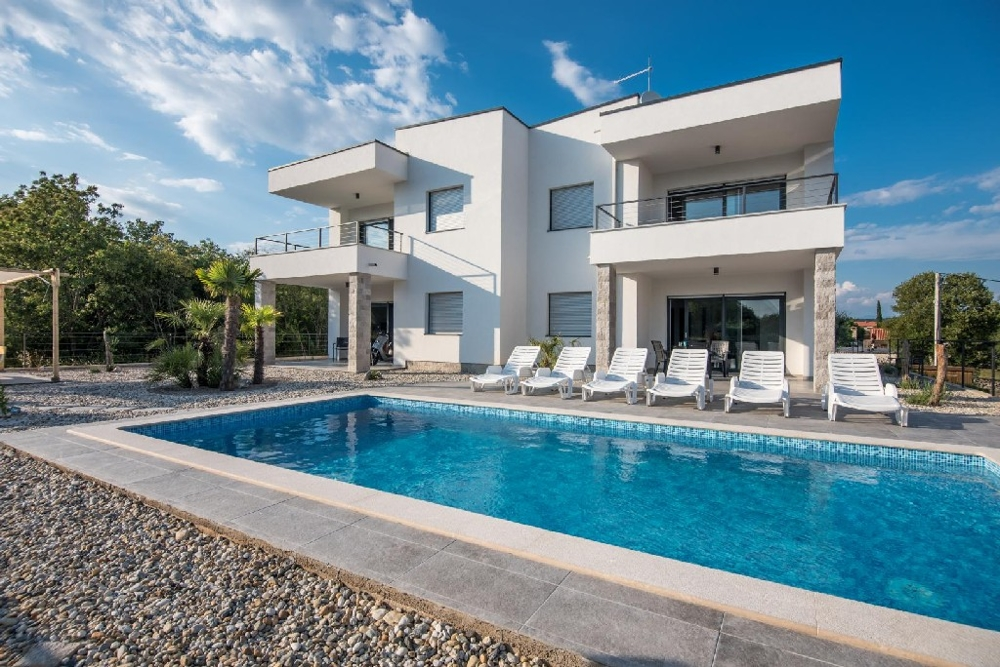 New villas in Croatia - Panorama Scouting GmbH.