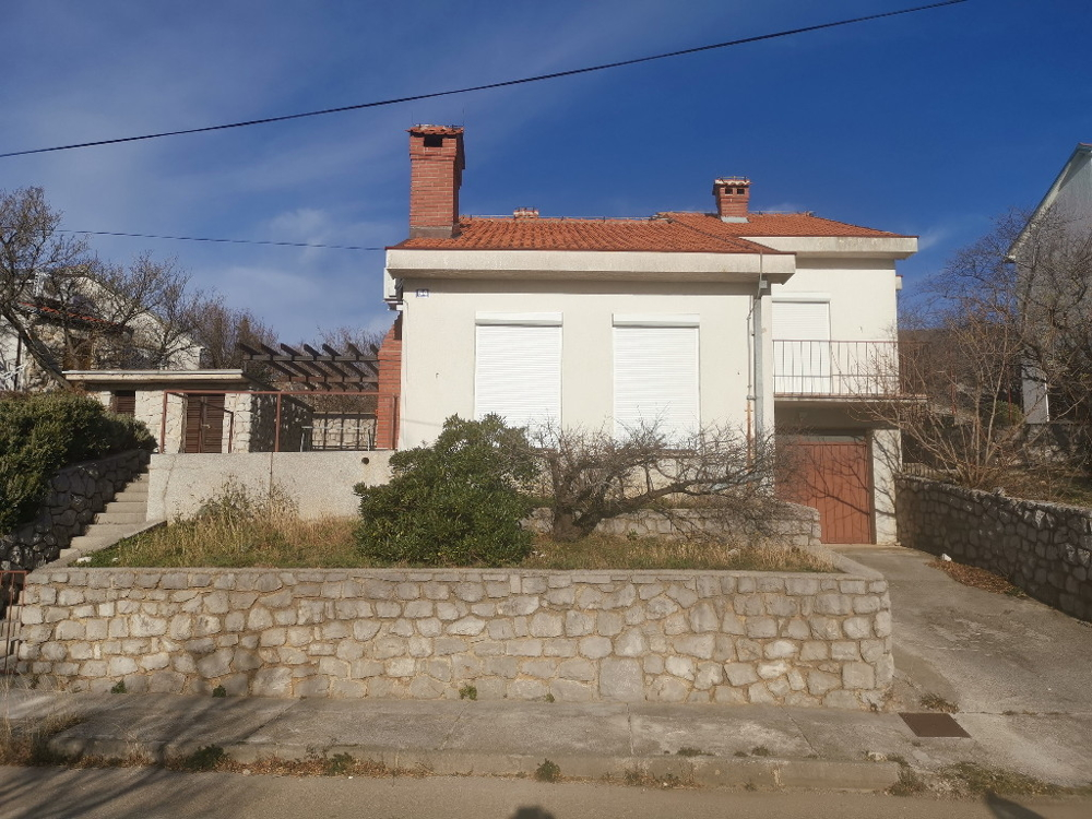 Buy house in Croatia with sea view - region Novi Vinodolski, Panorama Scouting H1328.