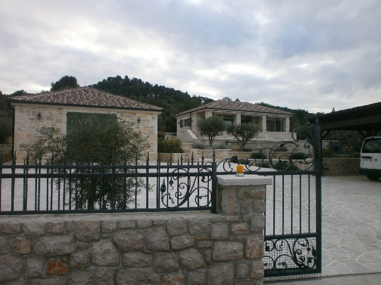 Buy large property by the sea in Croatia.