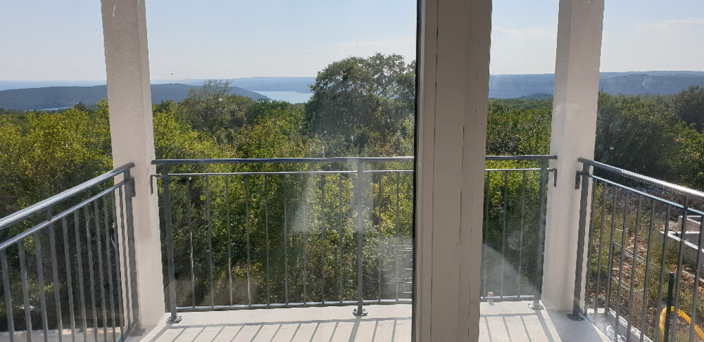 Buy new stone house with sea view and swimming pool in Istria - panorama scouting gmbh.