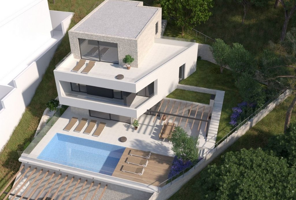 Luxury properties in Croatia - Panorama Scouting Real Estate.
