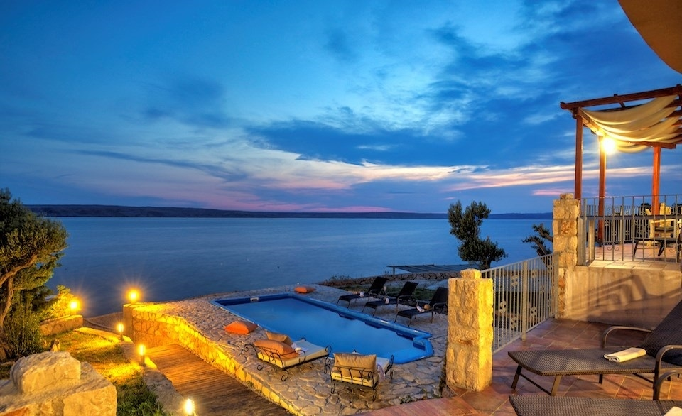 Villa by the sea for sale in Croatia - Panorama Scouting Real Estate.