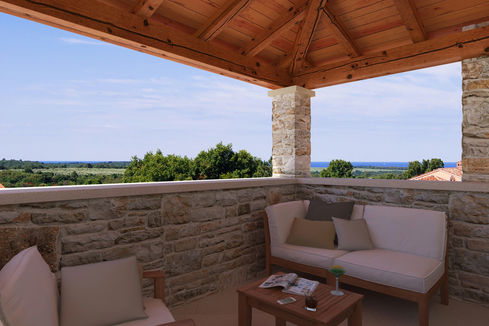 Buy stone houses in Croatia with Panorama Scouting.