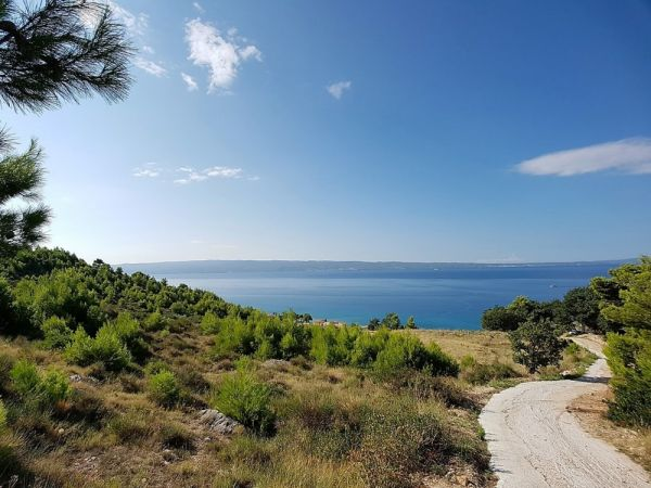Land in a quiet location in Croatia for sale.