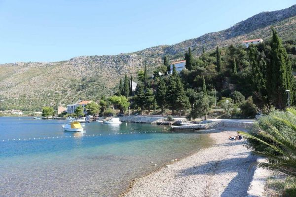 Land in the construction zone at Dubrovnik in Croatia for sale.