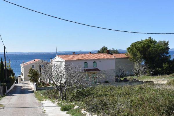 Buy building plots with sea view in Croatia.