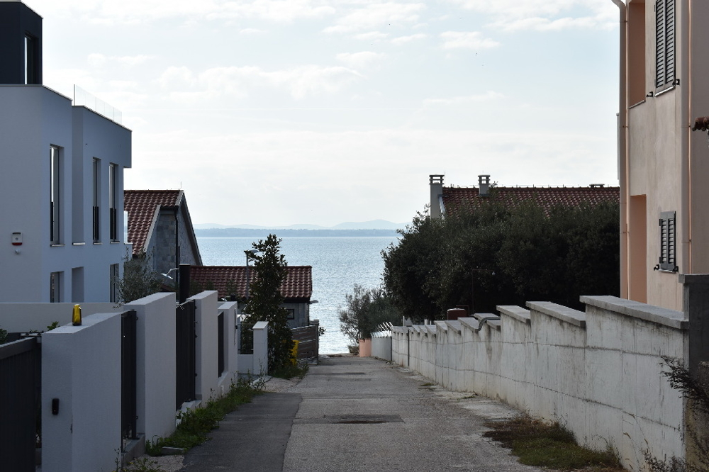 Building plot in Petrcane in the Zadar region, Croatia for sale - Panorama Scouting GmbH.