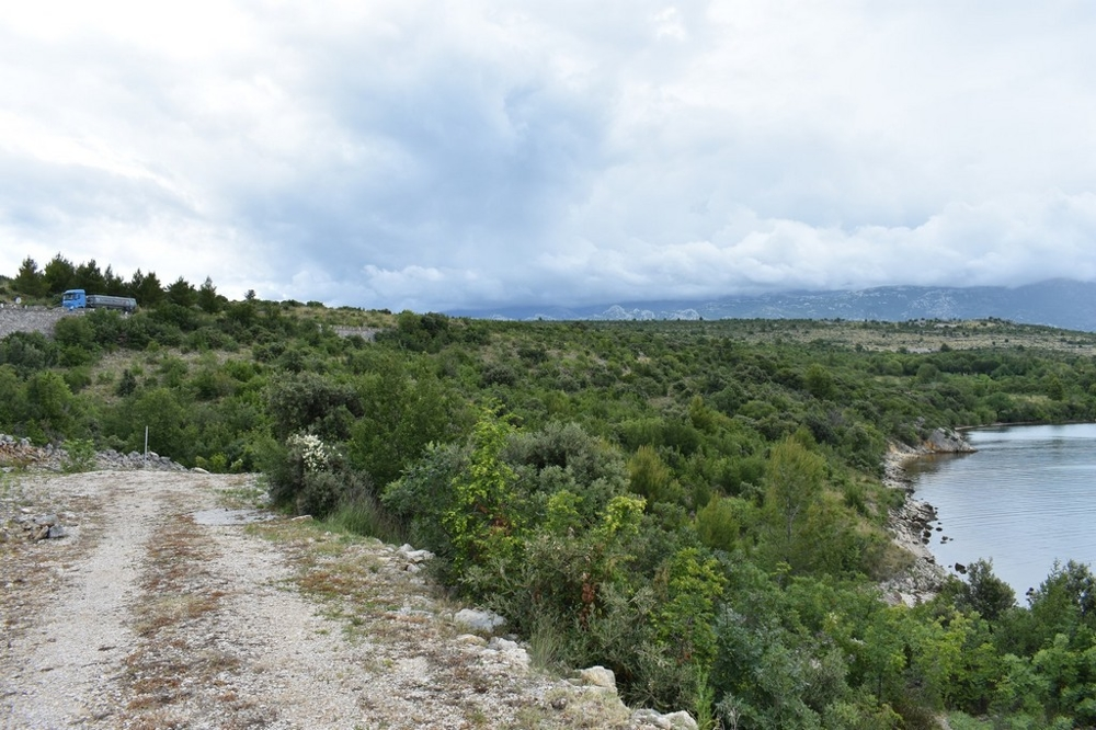 Buy land by the sea in a quiet location in Croatia - Panorama Scouting.
