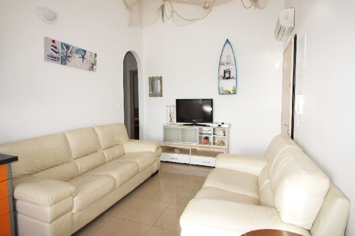 Apartment A580 on Krk Island is for sale including furnishings.