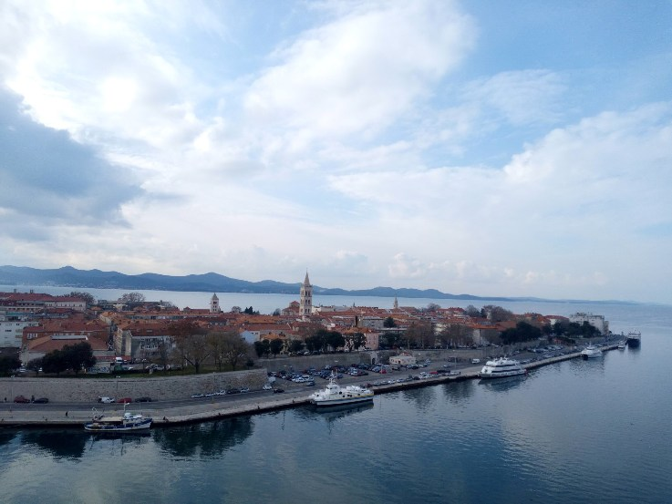 Apartment in the center of Zadar. Properties in Croatia - Panorama Scouting.