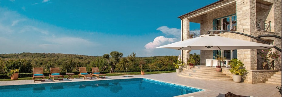 Exceptional Villa in peaceful Location for sale in Istria, Croatia