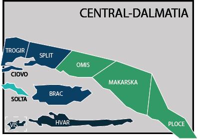 central dalmatia croatia - photo #33